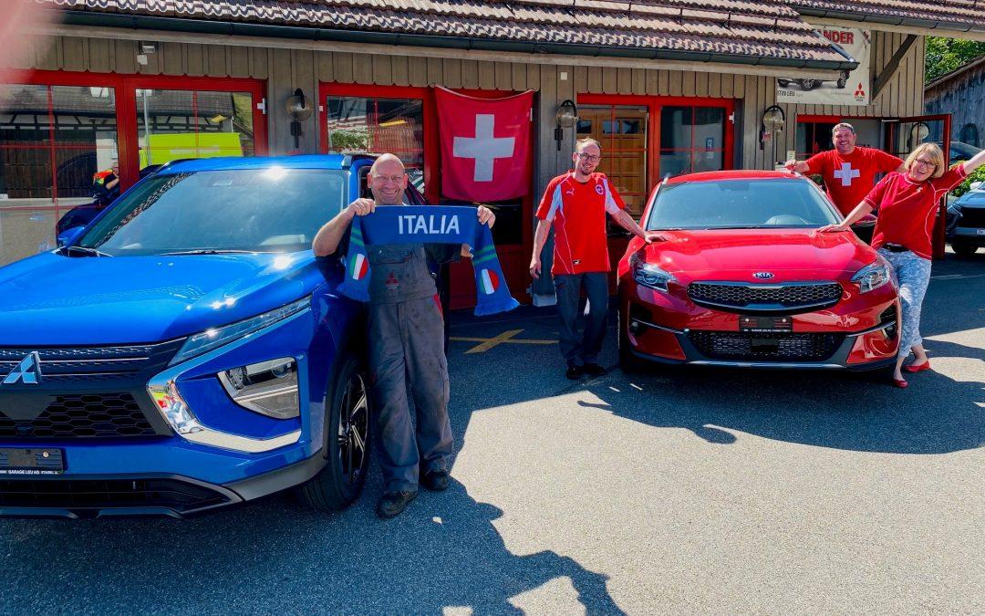 Hopp Schwiiz oder Forza Italia